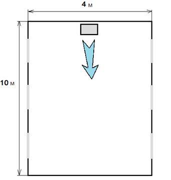 Рисунок 3.2 – Схема
